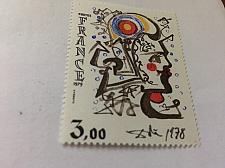 Buy France Art Salvador Dali painting 1979 mnh