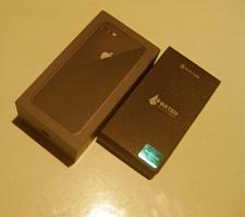 Buy Really Great! 64gb Unlocked Iphone 8 (A1863) Warrantyy 01/20 Bundle!!