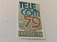 Buy France Telecom exposition 1979 mnh