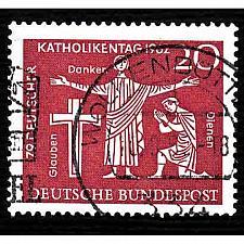 Buy German Used Scott #850 Catalog Value $.45