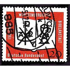 Buy German Used Scott #851 Catalog Value $.45