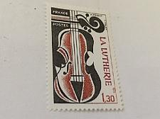 Buy France Violin construction 1979 mnh