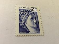 Buy France Definitive Sabine 0.70 1979 mnh