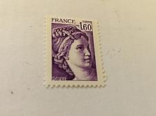Buy France Definitive Sabine 1.60 mnh 1979