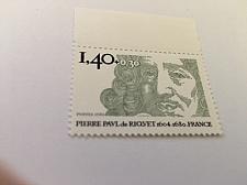 Buy France Famous Pierre Paul de Riquet engineer 1980 mnh