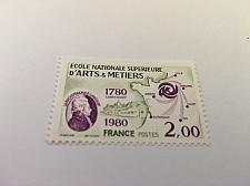Buy France Economic highschool 1980 mnh