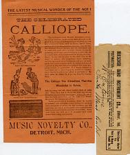 Buy - Music & Related - Vintage - 1890s - 1940s