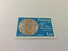 Buy France Electronics 1981 mnh