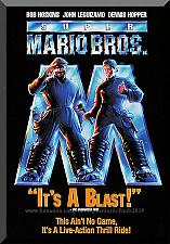 Buy DVD - Super Mario Bros. (1993) *Bob Hoskins / John Leguizano / Samantha Mathis*