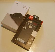 Buy Very Good Black Unlocked Google Edition Pixel 2 64GB Bundle!!