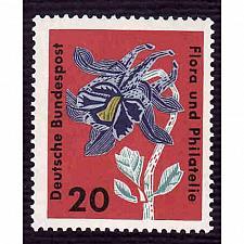 Buy German MNH Scott #859 Catalog Value $.25