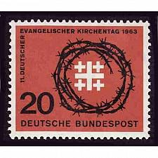Buy German MNH Scott #866 Catalog Value $.30