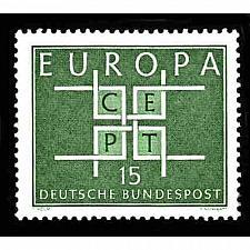Buy German MNH Scott #867 Catalog Value $.25