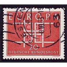 Buy German Used Scott #868 Catalog Value $.25