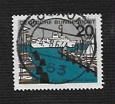 Buy German Used Scott #871 Catalog Value $.30