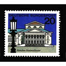 Buy German MNH Scott #872 Catalog Value $.25