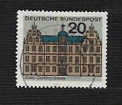 Buy German Used Scott #875 Catalog Value $.30