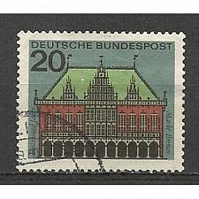 Buy German Used Scott #878 Catalog Value $.30