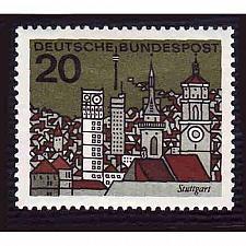 Buy German MNH Scott #879 Catalog Value $.25