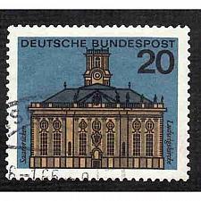 Buy German Used Scott #879A Catalog Value $.30