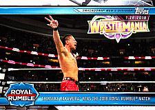Buy Shinsuke Nakamura #85 - WWE Topps 2019 Wrestling Trading Card
