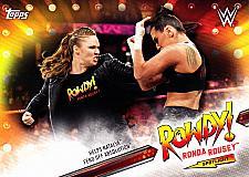 Buy Ronda Rousey #9 - WWE Topps 2019 Wrestling Trading Card