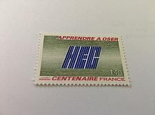 Buy France Economic highschool 1981 mnh