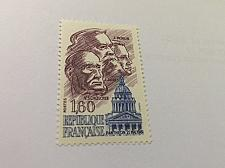 Buy France Persons in Pantheon 1981 mnh