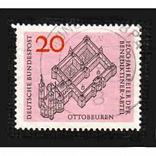 Buy German Used Scott #880 Catalog Value $.30