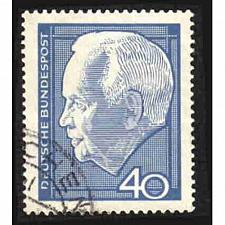 Buy German Used Scott #882 Catalog Value $.30