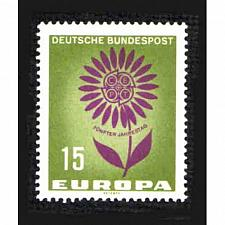 Buy German MNH Scott #897 Catalog Value $.25