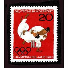 Buy German MNH Scott #899 Catalog Value $.25