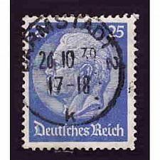 Buy German Used Scott #425 Catalog Value $.40