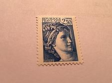 Buy France Definitive Sabine 2.30 mnh 1981