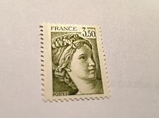 Buy France Definitive Sabine 3.50 mnh 1981