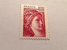 Buy France Definitive Sabine 4.00 mnh 1981