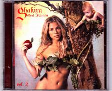 Buy Oral Fixation, Vol. 2 [Bonus Track] by Shakira CD 2006 - Very Good