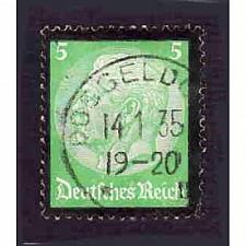 Buy German Used Scott #437Catalog Value $.55
