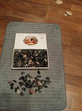 "Buy - Arrowheads - 6 & 2 Or 3 Scrapers & Over 150 Rocks - ""Guaranteed Authentic"""