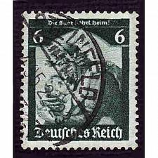 Buy German Used Scott #449 Catalog Value $.75