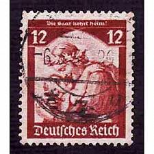 Buy German Used Scott #450 Catalog Value $.75