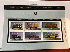 Buy Canada Commercial vehicles m/s mnh 1994