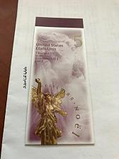 Buy Canada 52c Christmas Angel Booklet mnh 1999