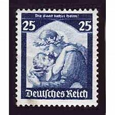 Buy German Hinged Scott #451 Catalog Value $7.25