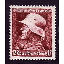 Buy German Hinged NG Scott #453 Catalog Value $1.75