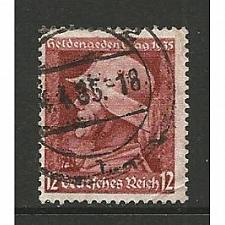 Buy German Used Scott #453 Catalog Value $1.50