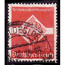Buy German Used Scott #455 Catalog Value $1.40