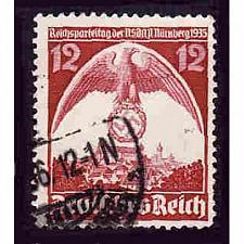 Buy German Used Scott #466 Catalog Value $.55