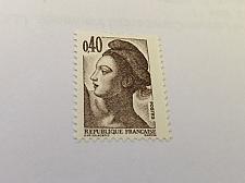 Buy France Definitive Liberte' 0.40 mnh 1982