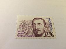 Buy France Famous André Chantemesse bacteriologist mnh 1982